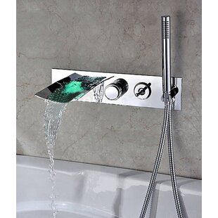 Kokols Single Handle Wall Mount Tub Fauce..