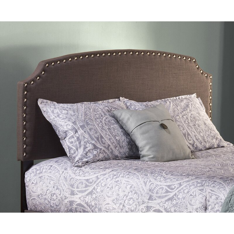Alcott Hill Amoll King Upholstered Panel Headboard Wayfair
