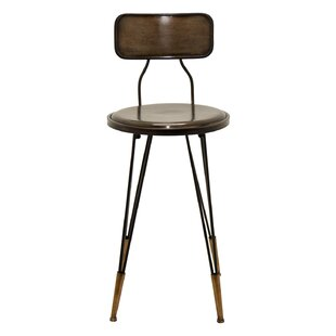 Cipolla Metal 23.5 Bar Stool Williston Forge