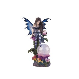 Fairy Figurines Sculptures Decorative Objects You Ll Love In 2021 Wayfair