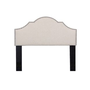 Deeping Upholstered Panel Headboard