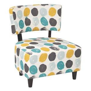 Ebern Designs Kohut Slipper Chair