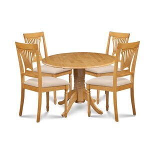Almendarez 5 Piece Drop Leaf Breakfast No..