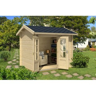 Alex 8 X 6.5 Ft. Tongue & Groove Summer House Image