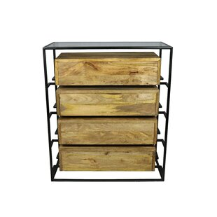 Union Rustic Sonia 4 Drawe..