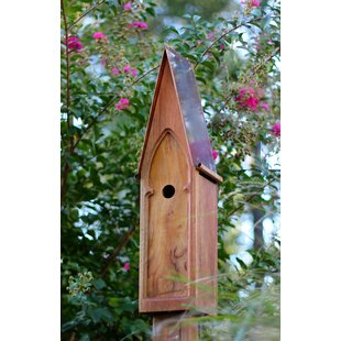 Heartwood Classic 27 in x 8 in x 7 in Birdhouse