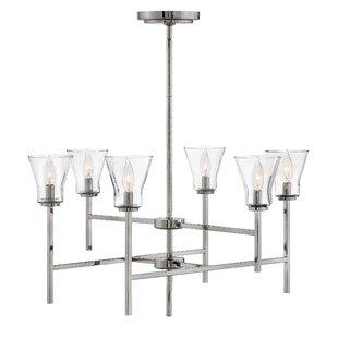 Hinkley Lighting Adren 6-Light Shaded Chandelier