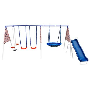 XDP Recreation Freedom Swing Set
