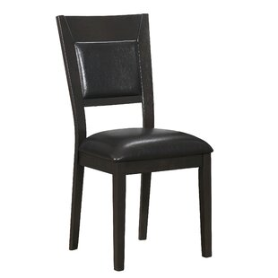 Coffield Side Chair VIII Upholstered Dining Chair (Set Of 2) Wonderful