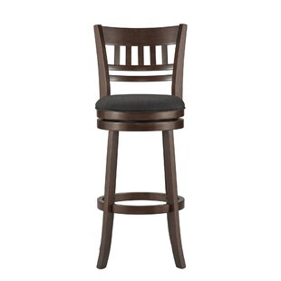 Leda 29 Swivel Bar Stool Andover Mills