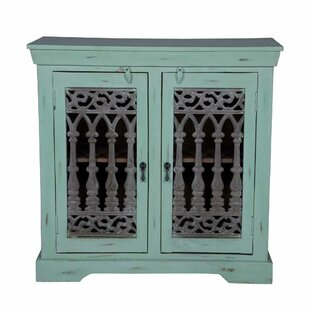 Villela 2 Door Accent Cabinet by Ophelia & Co.