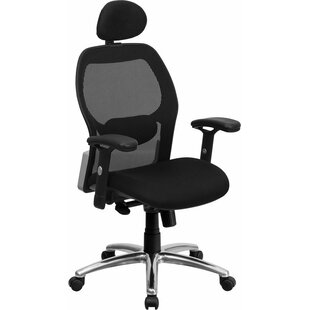 Symple Stuff Krout High-Back Mesh Executive Chair