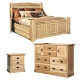 Arvilla Standard Configurable Bedroom Set by Loon Peak