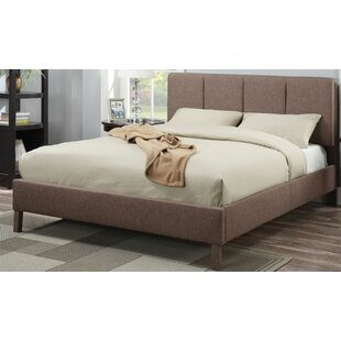 Glendenning Upholstered Panel Bed by Latitude Run