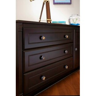 Jessica 3 Drawer Dresser by Bellini Baby