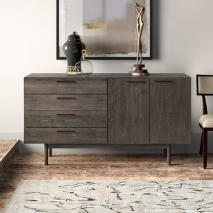 Shale 3 Drawer 2 Door Sideboard Blu Dot