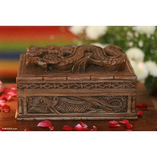 Great Price Dragon Fortunes Jewelry Box By Bloomsbury Market