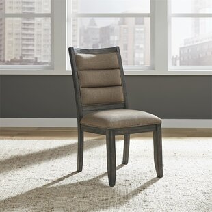 Piggott Upholstered Dining Chair (Set of 2)