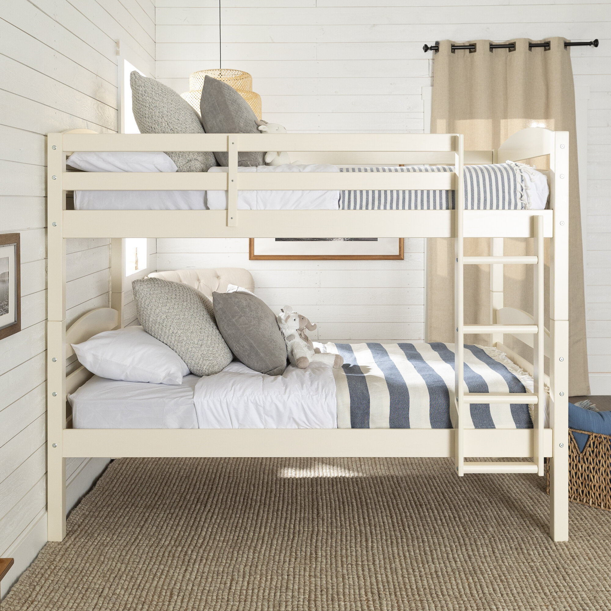 Abby Twin Over Twin Bunk Bed Reviews Joss Main