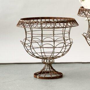 Ordinaire Koeller Wire Urn Planter