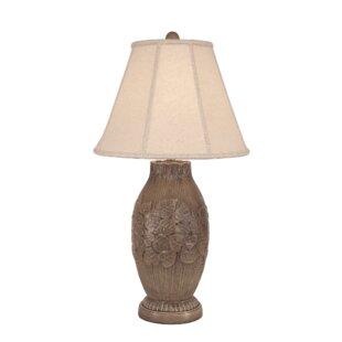 Hamilton Band of Leaves 30 Table Lamp