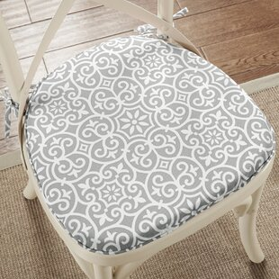 Willamstown 3M Scotchgard Indoor/Outdoor Dining Chair Cushion (Set of 2)