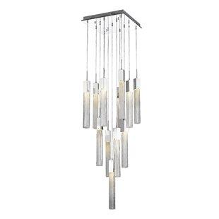 Oldenburg 13-Light LED Pendant by Orren Ellis