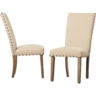 Lark Manor Mirmande Parsons Chair (Set of 2)