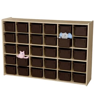 Check Prices Contender Baltic Single 30 Compartment Cubby ByWood Designs