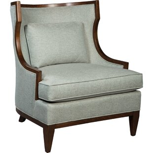 Baird Wingback Chair by Fa..