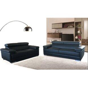 Orren Ellis Hendren Configurable Living Room Set (Set of 2)