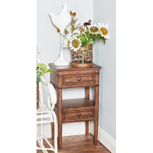 Idlewild Traditional Table with Storage