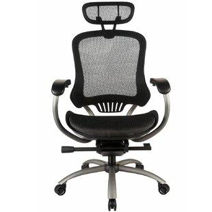 Latitude Run Bettye Contemporary Mesh Desk Chair