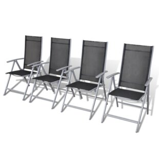Camping Chair Set (Set Of 4) By Home Etc