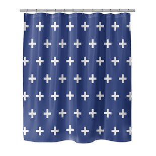 Bchester Single Shower Curtain