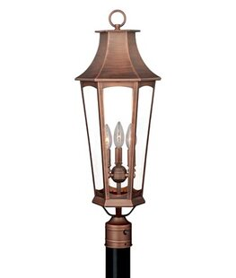 Wilberforce Outdoor 1-Light Lantern Head