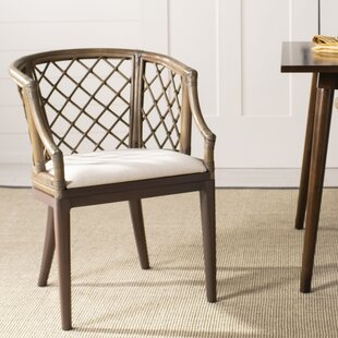 Lettie Barrel Chair by Bay Isle Home