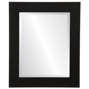 Winston Porter Menlo Framed Rectangle Accent Mirror