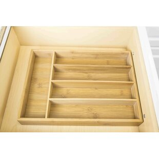 Budget 3H x 14W x 10D Drawer Organizer By Home Basics