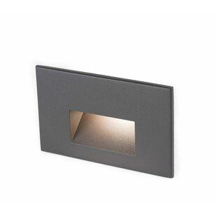 Affordable Landscape 1-Light Step Light By WAC Landscape Lighting