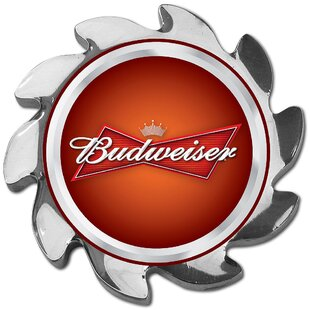 Budweiser Rotator Card Cover by Trademark Global