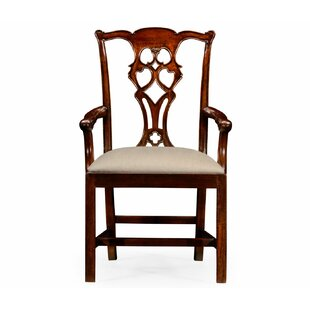 Buckingham Solid Wood Dining Chair (Set of 2)