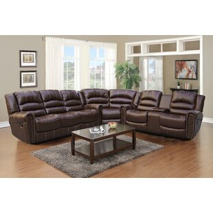 Red Barrel Studio Stroh Reclining Sectional