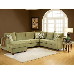 Red Barrel Studio Fonda Sectional