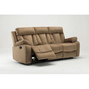 Winston Porter Ullery Living Room Reclining Sofa