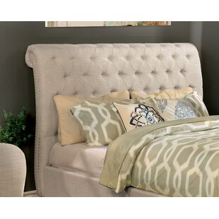 Upholstered Wingback Headboard