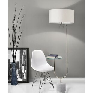 Floor Lamps With Shelving Wayfair