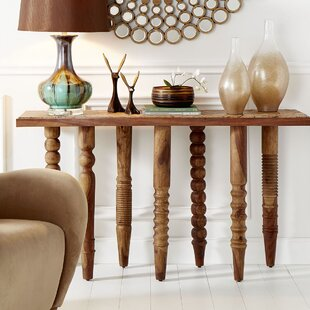 Cyan Design Console Table