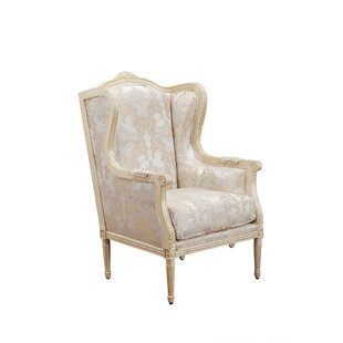 Bella Wingback Chair by Benetti's It..