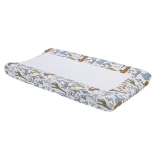 Find Safari Changing Pad Cover By DwellStudio